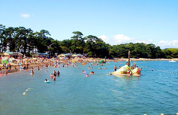 戸田御浜海水浴場